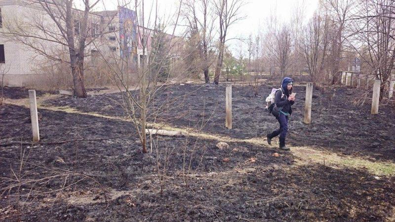 Infiltrace Černobyl (1)